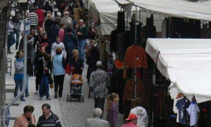 A Borgomanero il mercato cittadino sarà solo in viale Don Minzoni