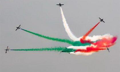 Frecce tricolori confermate ad Arona nel 2021