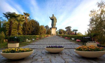 Nuovi orari per la Statua di San Carlo