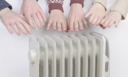 Impianti riscaldamento a Borgomanero: da oggi l'accensione
