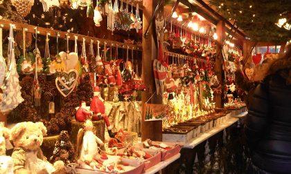 Mercatino di Natale vintage a San Maurizio d'Opaglio