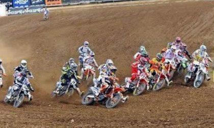 Motocross a Maggiora: 16enne cade in gara, portato con l'elisoccorso a Novara