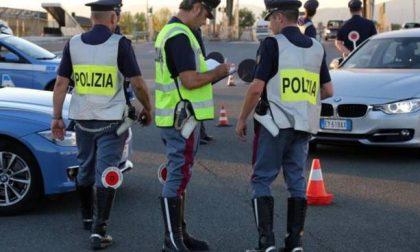 Borgo Ticino: tre patenti ritirate e una denuncia a piede libero