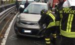 Incidente Novara: traffico in tilt sul Cavalcavia San Martino