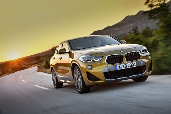 Video nuova BMW X2