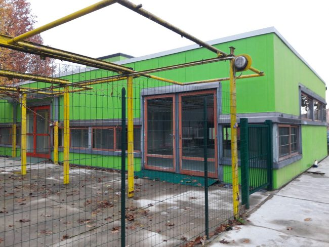 Scuola ristrutturata: lavori in corso all&#8217&#x3B;ex asilo