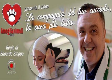 Lombardia: spot sugli animali in ospedale