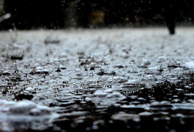 Meteo freddo e pioggia sono in arrivo