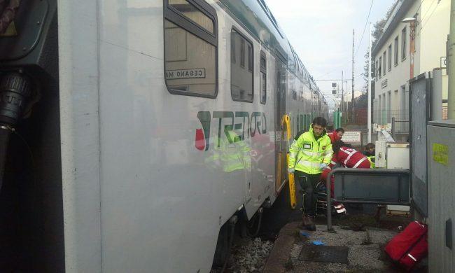Coppia di anziani travolta dal treno: sono morti entrambi
