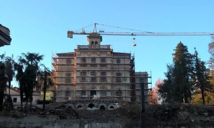 Sotto Villa Cantoni in arrivo 30 nuovi posti auto