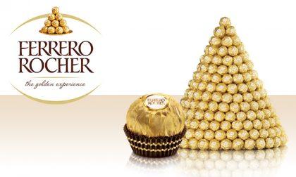 La Ferrero premia con oltre 2mila euro tutti i suoi dipendenti