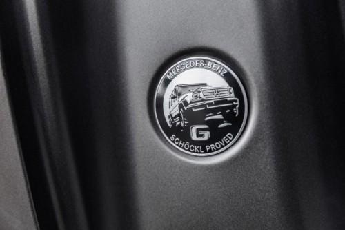 Nuova Mercedes Classe G interni di lusso FOTO