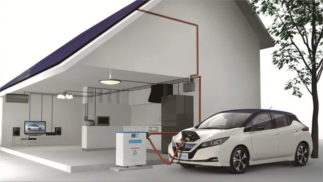 Chi compra Nissan LEAF riceve impianto fotovoltaico
