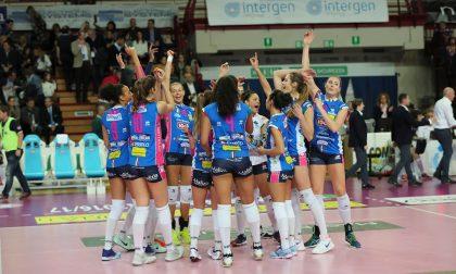 Volley Champions League,  terza vittoria per la Igor: 3-0 anche a Cannes