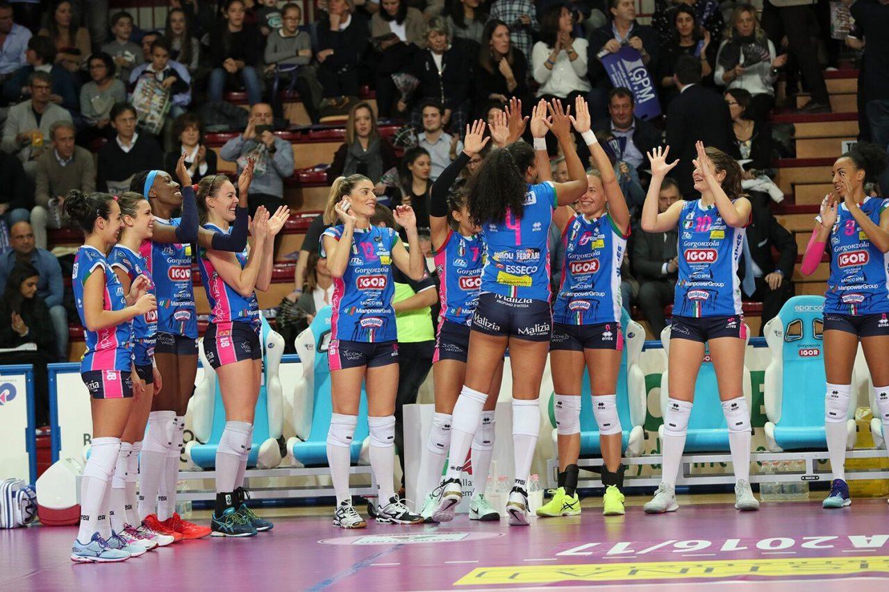 Igor vittoria Champions