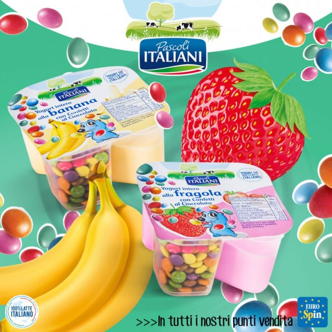 Noto Yogurt ritirato dal mercato perché contiene plastica