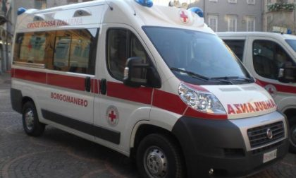 Incidente a Bellinzago:  grave 42enne