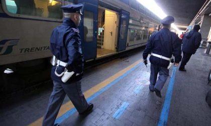 Scappa di casa, 17enne trovato dalla Polfer di Vercelli