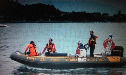 Donna dispersa nelle acque del Ticino: ricerche in corso
