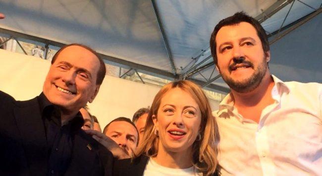 Elezioni, arrivano i big: venerdì Meloni, sabato Salvini
