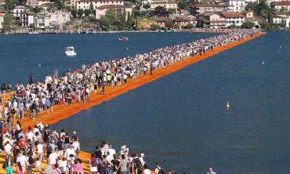 Il Lago Maggiore avrà la passerella galleggiante