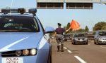 Sanzione da 4mila euro per un camionista sulla A26