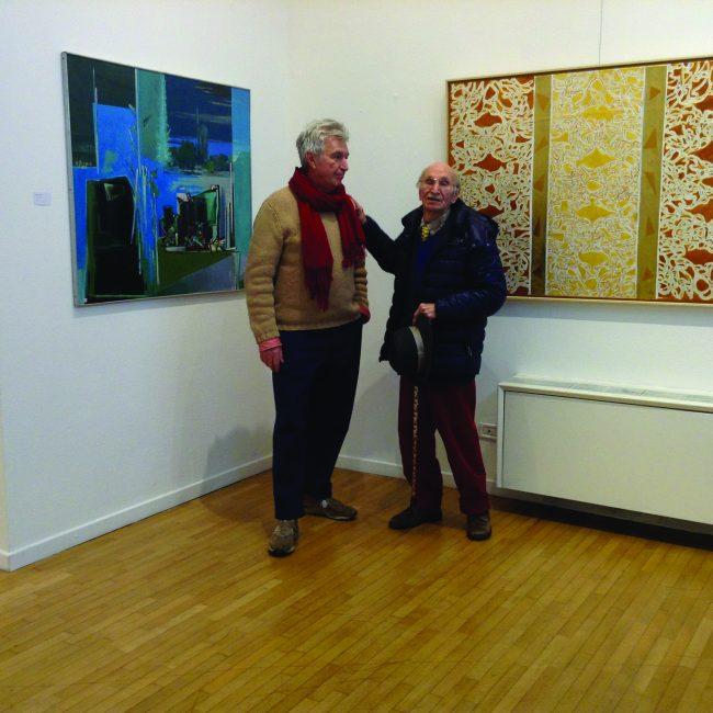 Ultimo giorno per visitare la mostra di Matteo e Giorgio Piccaia