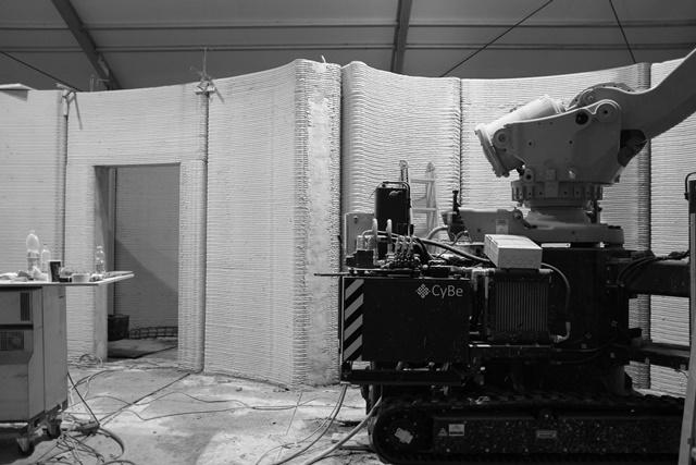 A Milano nasce la prima casa stampata in 3D &#8211&#x3B; VIDEO