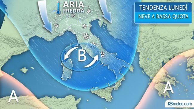 Meteo, a Milano è tornato il gelo: l'inverno non vuole più finire