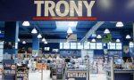Trony fallisce e chiude negozi in tutta Italia
