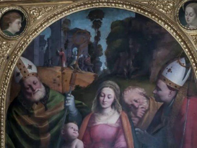Gaudenzio Ferrari, la mostra al Broletto