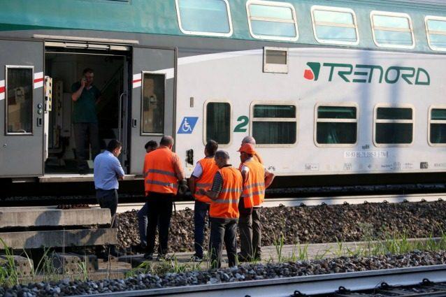 Un uomo muore investito dal treno