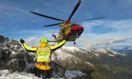 Scialpinisti salvati dopo due giorni a 4000 metri
