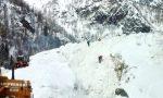 Pericolo valanghe: in Valsesia chiuse strade e impianti