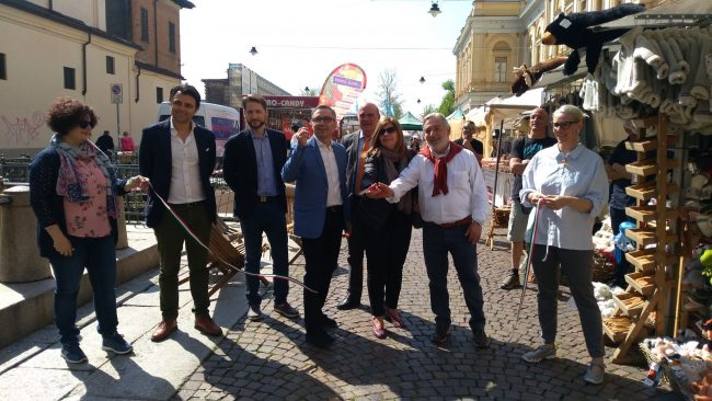 Euromercato a Novara, inaugurata la tredicesima edizione FOTOGALLERY