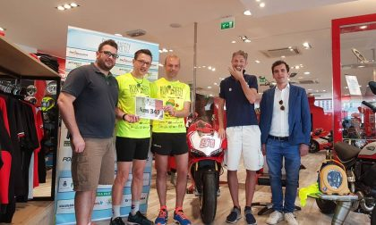 Run4Safety, Daniele Barbone di corsa contro le morti bianche