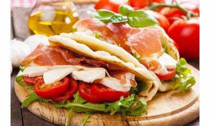 Allerta salute: allergeni non dichiarati nella piadina biologica olio