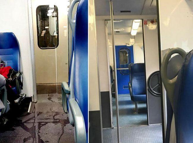 Ecco il nuovo treno regionale Rock:
