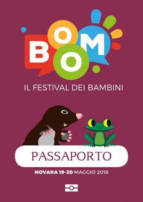 festival dei bambini passaporto