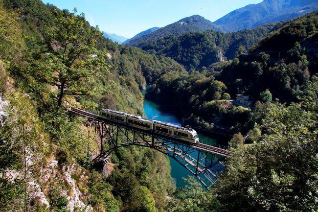 Vigezzina-Centovalli, riapre il traffico ferroviario internazionale