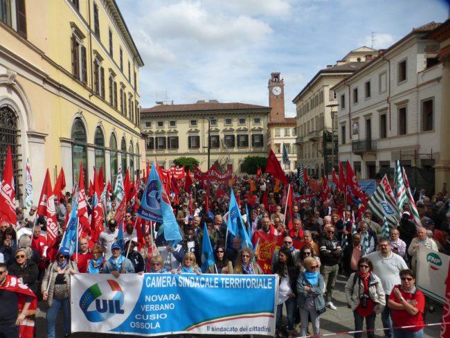 1° maggio, monito Cisl Salerno: