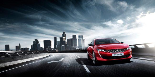La nuova Peugeot 508 sarà presentata a Parco Valentino