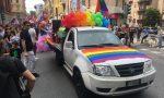 Novara pride iniziato: le prime foto del corteo
