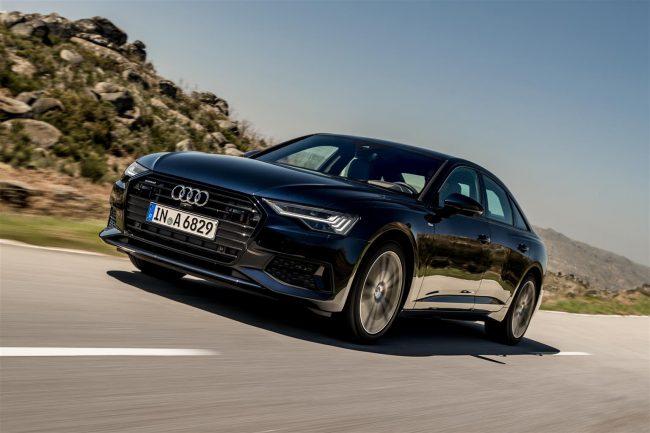 Nuova Audi A6, upgrade in business-class
