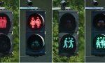 Arriva semaforo gay friendly