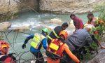 Escursionista annega nel Sessera: caduto mentre faceva foto