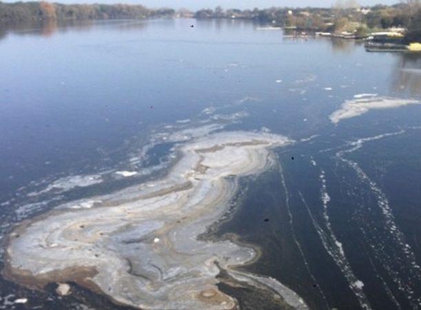Sversamenti lago d&#8217&#x3B;Orta: Legambiente si costituirà parte civile