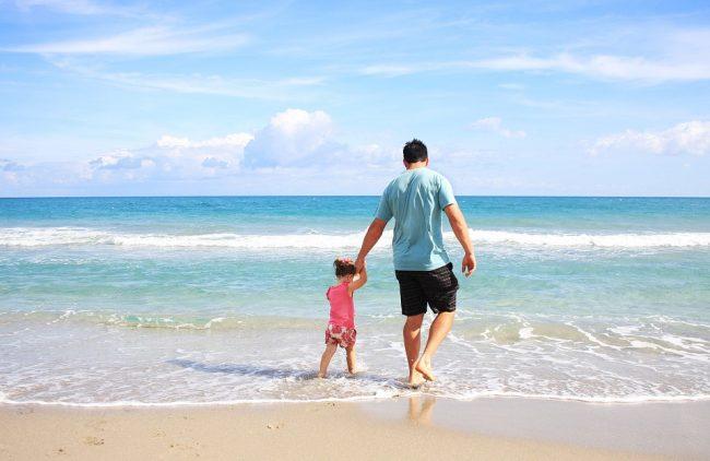 I benefici del mare sull'organismo