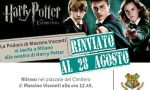 Harry Potter: gita alla mostra con la Pro loco di Massino Visconti