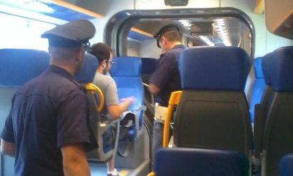 Stazioni sicure: controlli della polizia ferroviaria in tutto il Piemonte